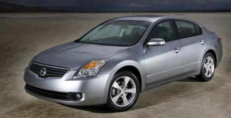 Nissan Altima (Hybrid) Service & Repair Manual 2008