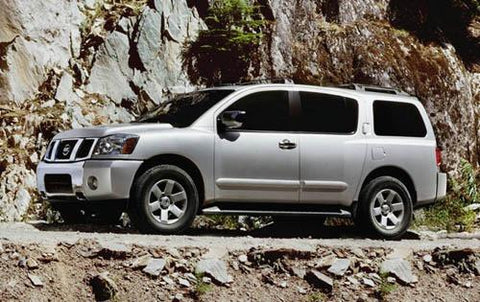 Nissan Armada 2006 Factory Service Workshop repair manual *Year Specific FSM