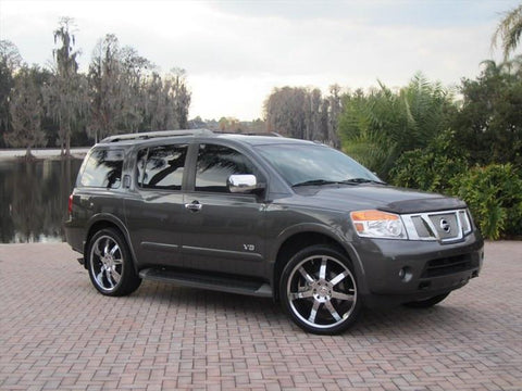 Nissan Armada 2008 Factory Service Workshop repair manual *Year Specific FSM