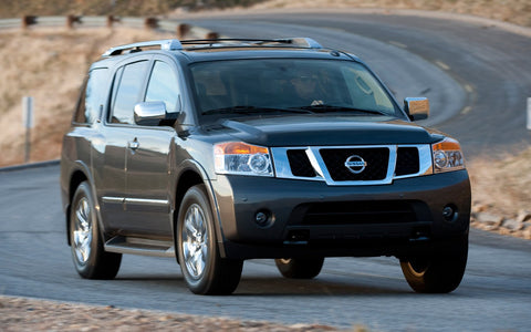 Nissan Armada 2012 Factory Service repair manual download *Year Specific FSM