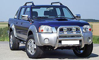 Nissan Navara D22 Series Complete Service & Repair Manual