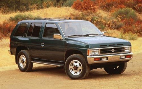 Nissan Pathfinder 1995 Factory Service Shop repair manual *Year Specific