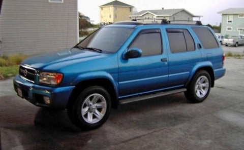 2003 nissan pathfinder repair manual