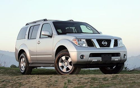 Nissan Pathfinder 2005 Factory Service Shop repair manual