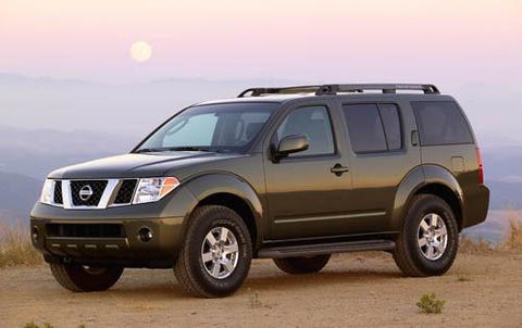 Nissan Pathfinder 2007 Factory Service Shop repair manual *Year Specific