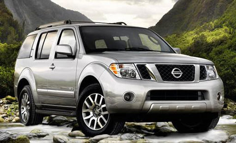 Nissan Pathfinder 2010 Factory Service Shop repair manual *Year Specific
