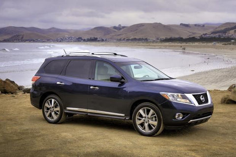 Nissan Pathfinder 2014 Factory Service Shop repair manual *Year Specific FSM