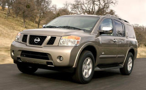 Nissan Pathfinder Armada (Model TA60 Series) Service & Repair Manual 2009 (3,600+ pages, Searchable, Printable PDF)
