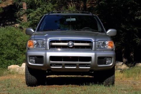 Nissan Pathfinder (Model R50 Series) Service & Repair Manual 2003