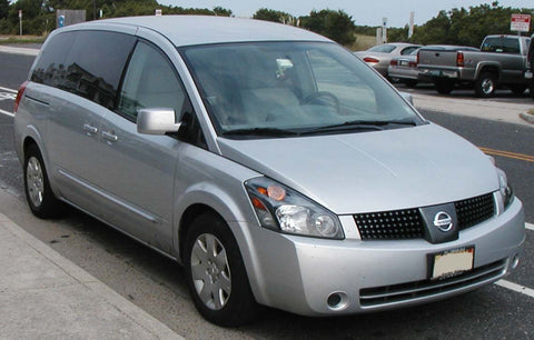Nissan Quest 2005 Factory Service WorkShop repair manual
