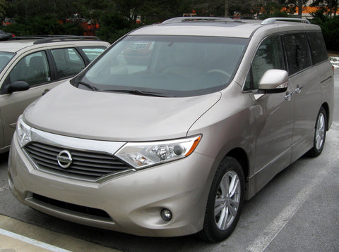 Nissan Quest 2011 Factory Service WorkShop repair manual