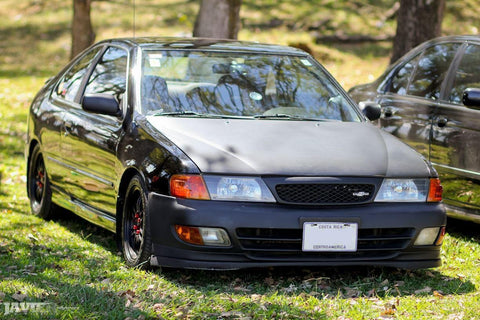 Nissan Sentra/200SX (Model B14 Series) Service & Repair Manual 1997