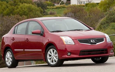 Nissan Sentra 2011 Factory Service Workshop repair manual *year Specific FSM