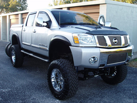 Nissan Titan Factory Service & Repair Manual 2005