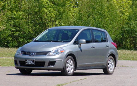 Nissan Versa Service & Repair Manual 2008