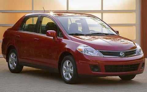 Nissan Versa Service & Repair Manual 2011 (3,200+ pages PDF)