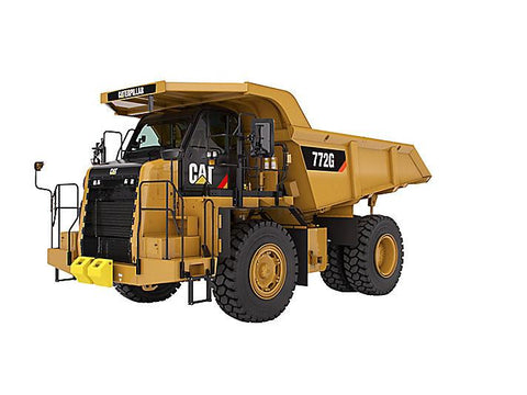Off-highway truck Caterpillar 772G Service manual pdf