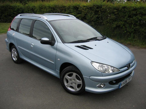 PEUGEOT 206 & PEUGEOT 406 SERVICE REPAIR MANUAL 1998-2003 DOWNLOAD!!!
