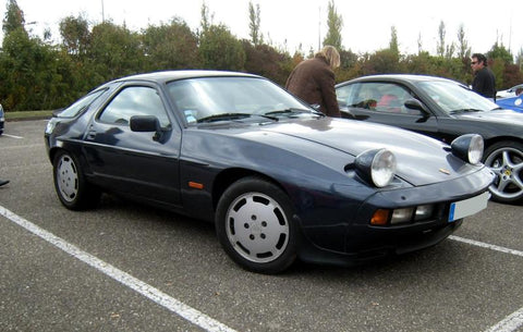 PORSCHE 928, S, S4, GT & GTS CAR REPAIR MANUAL