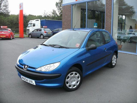 1998 - 2012 Peugeot 206 Complete Workshop Service Repair Manual