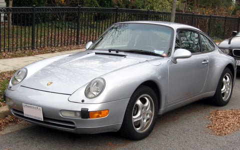 1993-1998 Porsche 993 Service Repair Manual Download