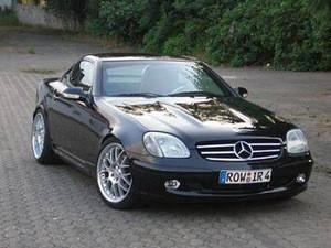 1998-2004 MERCEDES SLK PART'S MANUAL DOWNLOAD