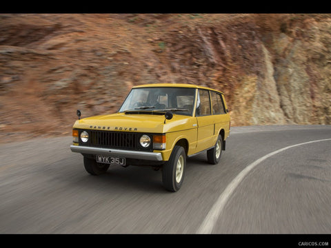 RANGE ROVER CLASSIC COMPLETE WORKSHOP SERVICE MANUAL
