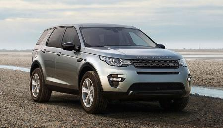 RANGE ROVER DISCOVERY 2015 SERVICE REPAIR MANUAL