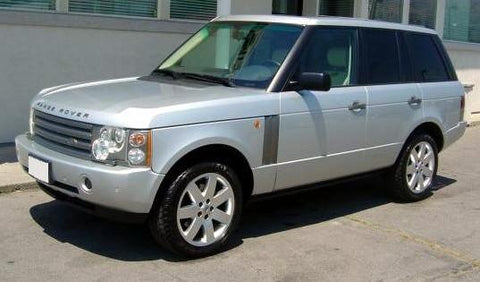 RANGE ROVER L322 2002-2006 Workshop Service Repair Manual