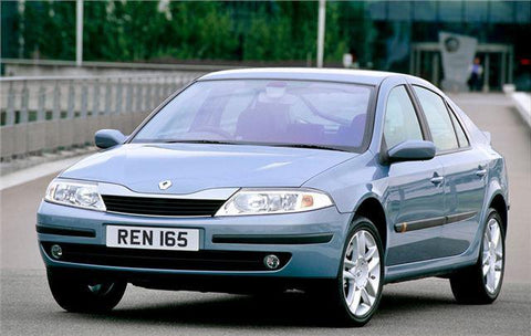 RENAULT LAGUNA II 2 2001-2007 WORKSHOP SERVICE REPAIR MANUAL