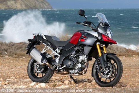2002 Suzuki DL1000 VStorm Motorcycle Repair Manual Download