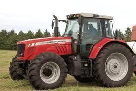 Massey Ferguson 6497-6499 Operator's Manual