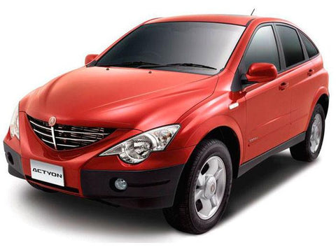 SSANGYONG ACTYON SERVICE REPAIR MANUAL 2006 2007 2008 2009 DOWNLOAD!!!
