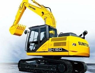 SUMITOMO SH290 CRAWLER EXCAVATOR SERVICE SHOP REPAIR MANUAL