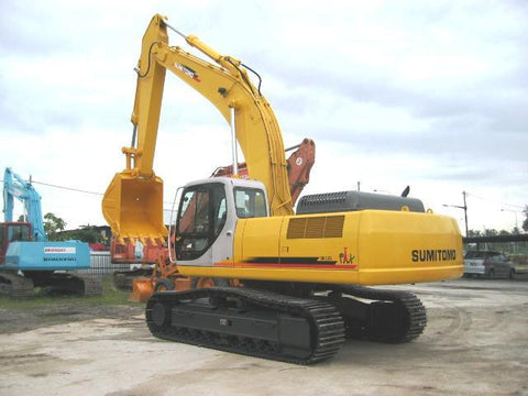 SUMITOMO SH330-5 HYDRAULIC EXCAVATOR SERVICE REPAIR MANUAL