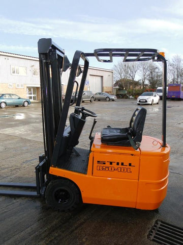 Still Electric Fork Truck Forklift R50-10, R50-12, R50-15, R50-16 Series Service Repair Workshop Manual DOWNLOAD