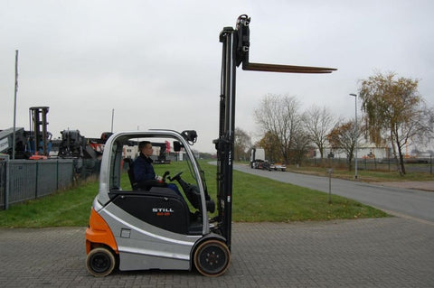 Still Electric Fork Truck Forklift RX60-25, RX60-30, RX60-35, RX60-40, RX60-45, RX60-50 Series Service Repair Workshop Manual DOWNLOAD