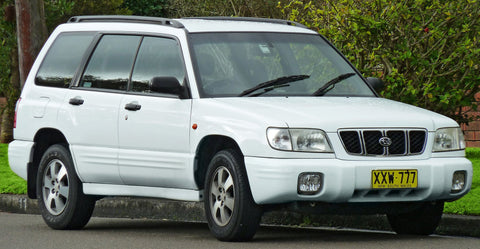 Subaru Forester 1998-2002 OEM Service repair manual download