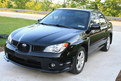 Subaru Impreza 2.5i 2006-2007 OEM Service repair manual