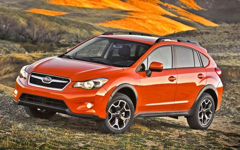 Subaru XV Crosstrek 2013-2014 OEM Factory Service repair manual