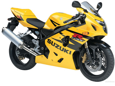 Suzuki GSX-R600 2004 Service Repair Workshop Manual Instant Download