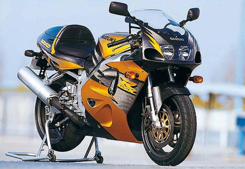 Suzuki GSX-R 750 1996-1999 Workshop Service repair manual