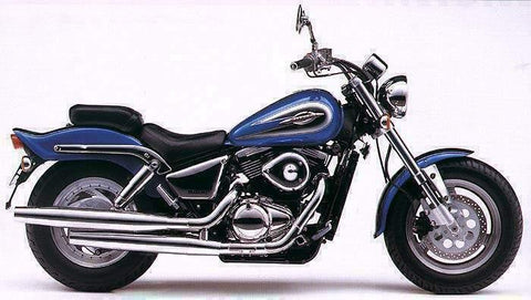 1997-2002 Suzuki VZ800 Marauder Service Repair Manual INSTANT DOWNLOAD