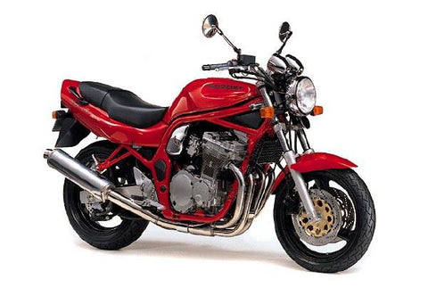 Suzuki GSF600 (GSF600S, GSF600T, GSF600ST, GSF600V, GSF600SV, GSF600W, GSF600SW, GSF600X, GSF600SX) Motorcycle Workshop Service Repair Manual 1995-1999