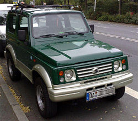 suzuki samurai repair manual download
