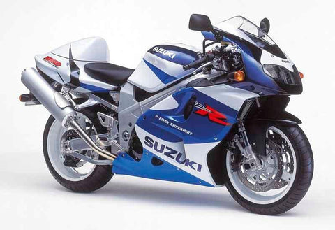 Suzuki TL1000RW Motorcycle Workshop Service Repair Manual 1998-2002