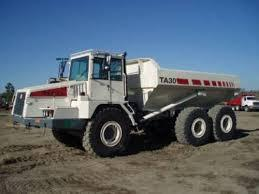 2006 TEREX TA30 ARTICULATED DUMP TRUCK SERVICE REPAIR MANUAL