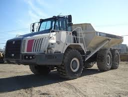 TEREX TA30 Articulated Dump Truck Maintenance Manual Download