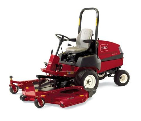 TORO GROUNDMASTER 300 SERIES WORKSHOP SERVICE MANUAL