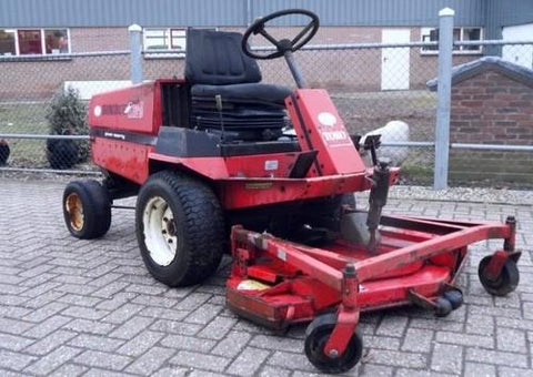 TORO GROUNDSMASTER 220-D 223-D RIDING MOWER REPAIR MANUAL